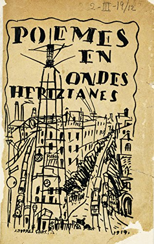 Poemes En Ondes Hertzianes