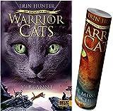 Beltz & Gelberg Warrior Cats - Die Macht der drei, Verbannt: Staffel III, Band 3 + Warrior Cats Poster