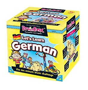 The Green Board Game Company Alemania Experto por Excelencia - Vamos a Aprender alemán