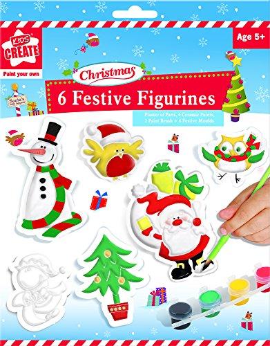 make-your-own-christmas-figures-6-festive-designs-plaster-of-paris
