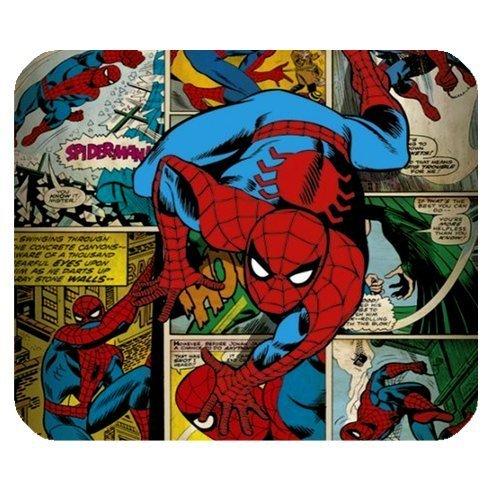 LeonardCustom Personalized Rectangle Non-Slip Rubber Mousepad Gaming Mouse Pad LCMPV476 Marvel Superhero Spider-Man Mat