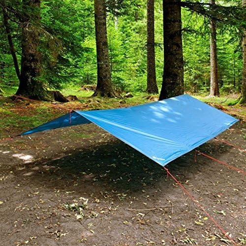 Wanderlust Wl-9912, Tenda da Campeggio Parasole Unisex, Unisex, Unisex, Blu, 300 x 400 cm   Buona qualità    Materiale preferito  637b03