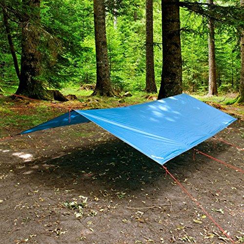 Wanderlust Tarp M Blau 300 x 400 cm