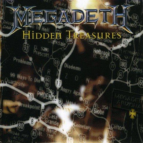 Megadeth: Hidden Treasures (Audio CD)