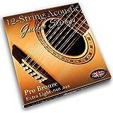 Adagio Musical Instruments Cordes guitare acoustique