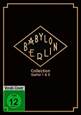 Babylon Berlin - Collection Staffel 1 & 2 [4 DVDs]