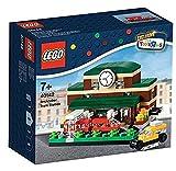 LEGO - Bricktober 2015 - Exklusiver Bricktober Bahnhof 40142