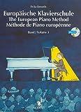 Europäische Klavierschule Band 3 (+CD) - Dieser Band ist weniger eine Klavierschule als ein Workshop, mit dem flexibel gearbeitet werden kann. - Noten / sheet music
