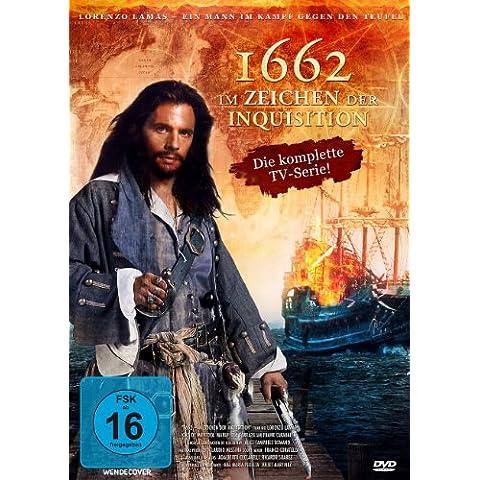 1662 - Im Zeichen der Inquisition: Die komplette TV-Serie