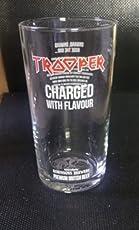 Trooper–Britische Premium Ale von Iron Maiden Pint Glas