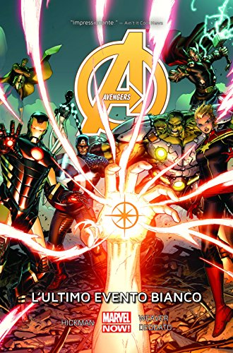 Download L'ultimo evento bianco. Avengers: 2