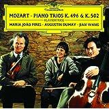 Mozart: Pianotrio in B Flat Major K.502; Pianotrio In G major, K. 496; Divertimento In B Flat Major, K. 254