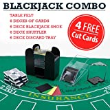 Blackjack Combo Pack–todo en uno Kit de Blackjack