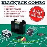 Brybelly Blackjack Kombi-Pack - All-in-one Blackjack Kit