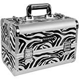 SHANY Cosmetics Premium Collection Make-up-Koffer, Zebra-Design