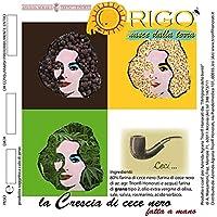 """""""black Chickpea Crescia (2 Pce.) Gr.400"""""""