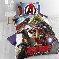 """Bettwäsche """"Avengers Age of Ultron"""" Bettbezug 140x 200 cmund Kissenbezug 60x 70cm"""
