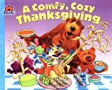 A Comfy, Cozy Thanksgiving (Bear in the Big Blue House (Paperback Simon & Schuster))