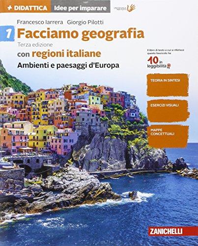 Facciamo geografia. Per la Scuola media. Con e-book. Con espansione online: 1