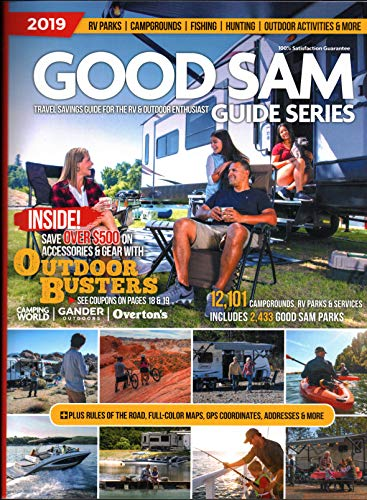 The 2019 Good Sam Travel Savings Guide for the RV & Outdoor Enthusiast (Good Sam Guide)