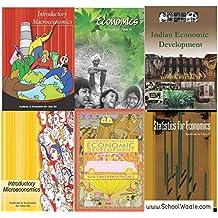 NCERT Economics Book Set for Class 9 to 12 (6 Books - SchoolWaale) [Hardcover]