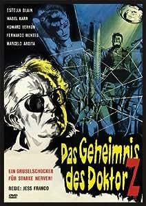 Das Geheimnis des Doktor Z -  Uncut [Limited Edition] [2 DVDs]