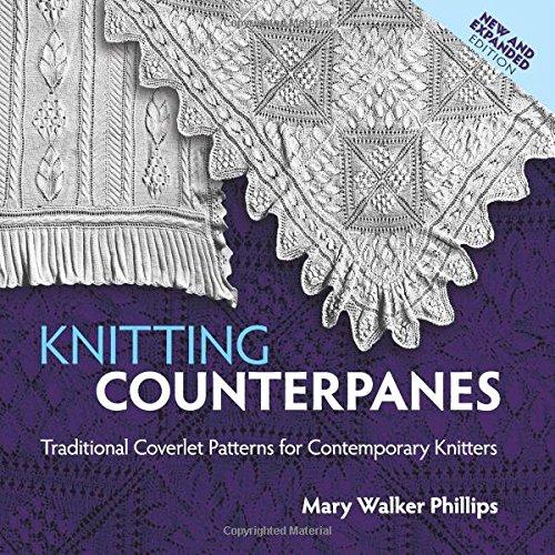 Knitting Counterpanes (Dover Knitting, Crochet, Tatting, Lace)