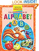 #9: Alphabet (Creative Colouring Books)