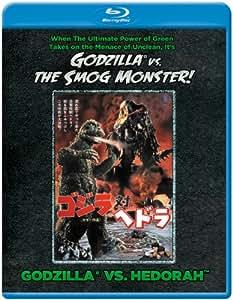 Godzilla Vs. Hedorah [Blu-ray] [1971] [US Import]