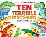 #5: Ten Terrible Dinosaurs