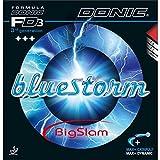 DONIC Belag Bluestorm Big Slam, 2,1 mm, schwarz