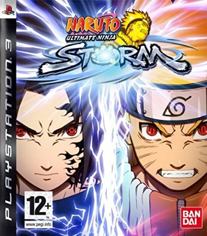 Naruto: Ultimate Ninja Storm (PS3) [import anglais]