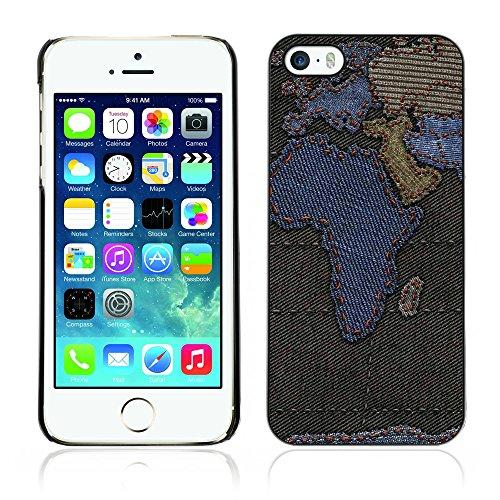 Graphic4You Leaves Falling From Tree Autumn Theme Design Harte Hülle Case Tasche Schutzhülle für Apple iPhone 5 und 5S Design #2