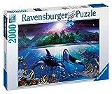 Ravensburger 16661 - Lassen: Geheimnisvolle Unterwasserwelt - 2000 Teile Puzzle