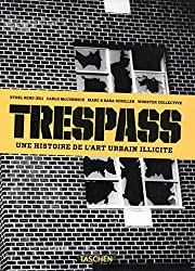 BU-TRESPASS. STREET ART