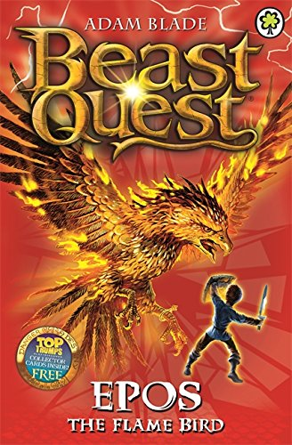 6: Epos The Flame Bird (Beast Quest)