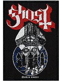 Ghost Parche bordado Warriors, 7,5x 10cm