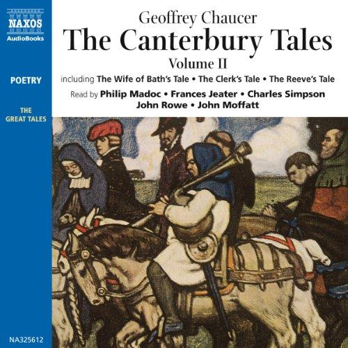 The Canterbury Tales II  Audiolibri