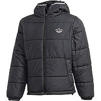 adidas Men's Pad Hooded Puff Sport Jacket