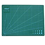 RISHIL WORLD 9Sea A4 Self Healing Cutting Mat Double Sided Engraving Board Manual Model Station Pad 300x220mm