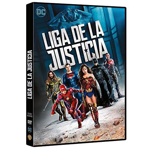 Liga De La Justicia [DVD] 6