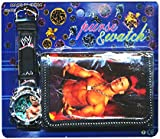 WWE Children's Watch Wallet Set For Kids Children Boys Girls Great Christmas Gift Gifts Present - Sold by Happy Bargains Ltd [Styles May Vary]