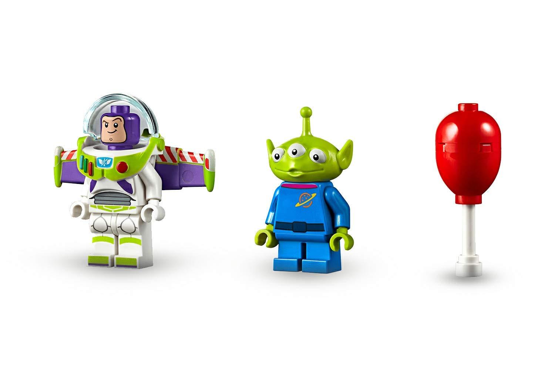 LEGO Juniors Ottovolante Carnevalesco, Gioco per Bambini, Multicolore, 262 x 191x 46 mm, 10771 3 spesavip