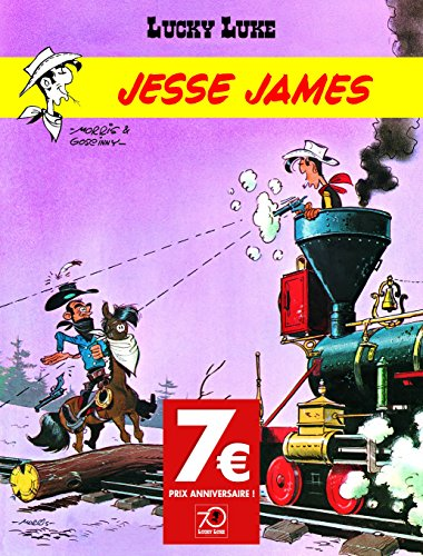 Lucky Luke - tome 4 - Jesse James - OPÉ 70 ANS