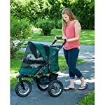 Pet Gear Jogger No-Zip Stroller, Rugged Red 13