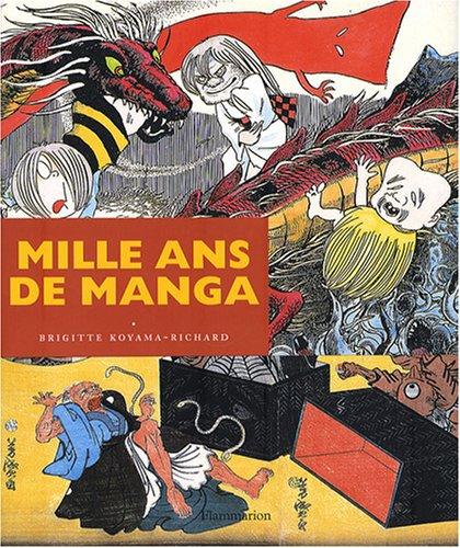 mille-ans-de-manga