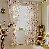 Alcoa Prime Home Textile Curtains Sunflo...