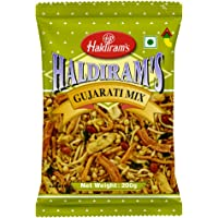 Haldiram's Gujrati Mixture, 200g