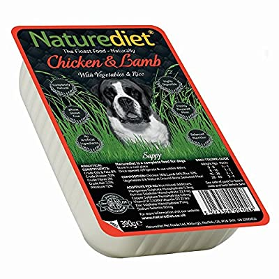 Naturediet Tray Dog Food