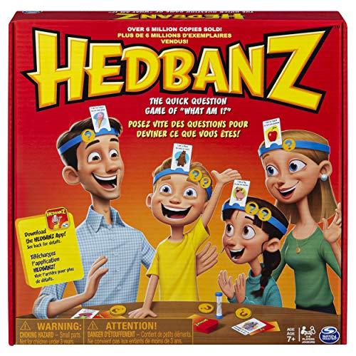 Games Spin Master Hedbanz versión en inglés
